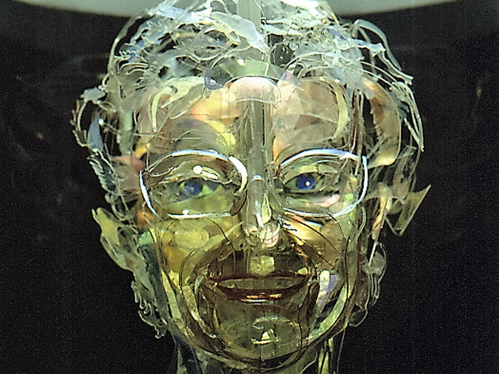 Maurizio Aprea - Signora - Endosculpture