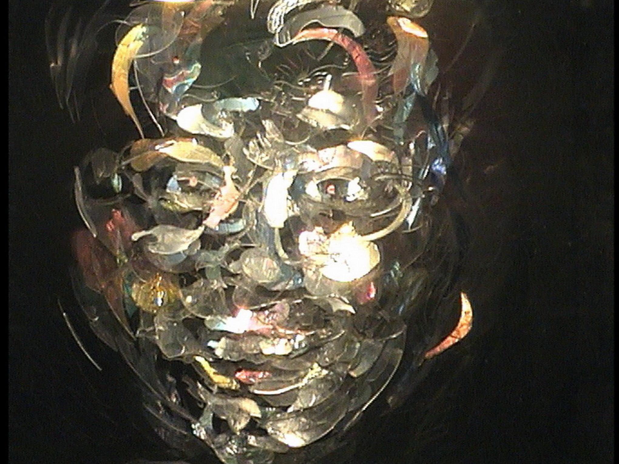 Maurizio Aprea - Famiglia di luci - Endoscultura